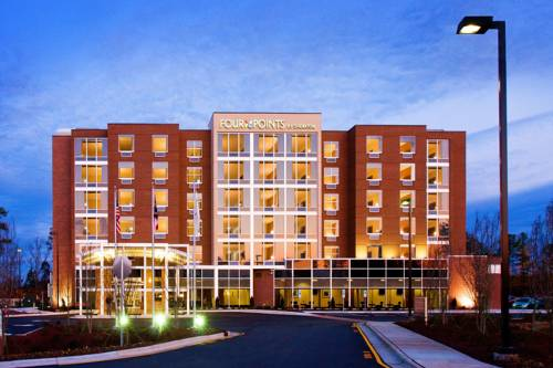 hotel Four Points by Sheraton - Raleigh-Durham Airport