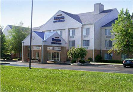 hotel Fairfield Inn and Suites by Marriott Dayton Troy