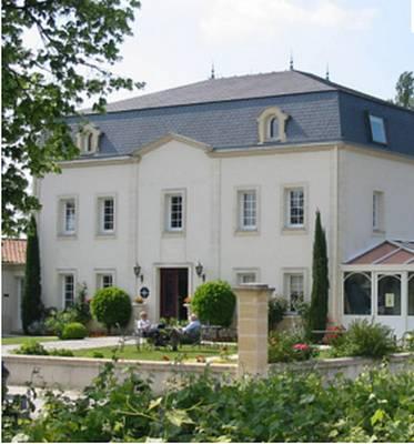 hotel Le Pavillon de Margaux