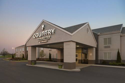 hotel Country Inn & Suites Port Clinton