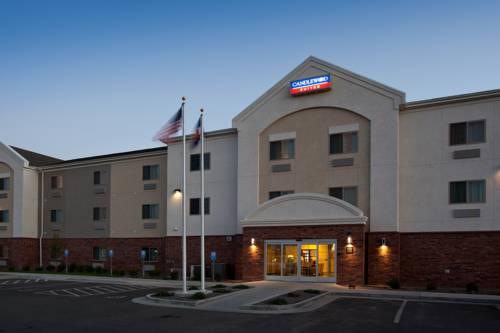 hotel Candlewood Suites Craig-Northwest