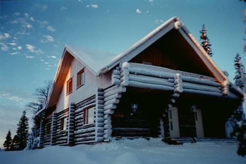 hotel Rukajärven Kelopirtit Cottages