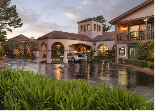 hotel Half Moon Bay Lodge