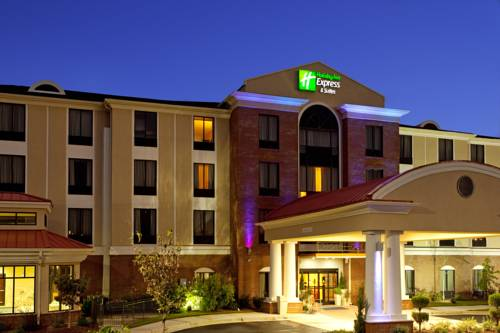 hotel Holiday Inn Express Hotel & Suites Lavonia