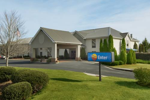 hotel Quality Inn & Suites Dawsonville