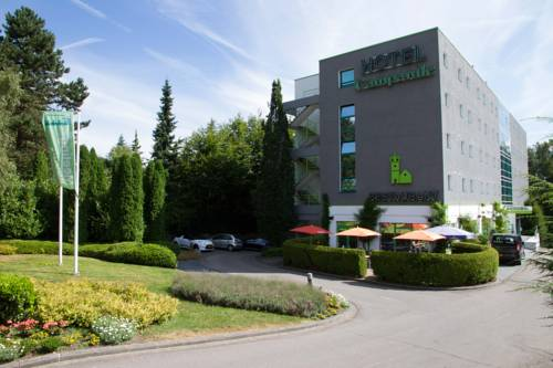 hotel Campanile Hotel Luxembourg Aéroport