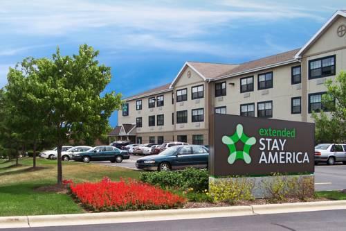 hotel Extended Stay America - Chicago - Burr Ridge