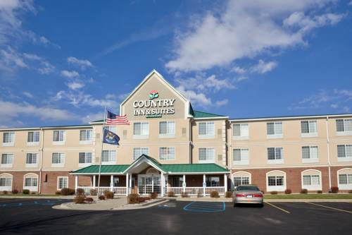 hotel Country Inn & Suites by Carlson Big Rapids