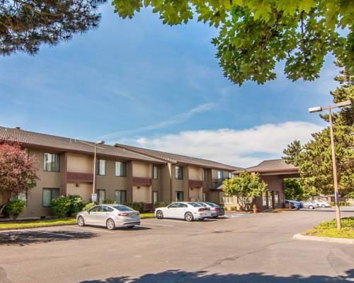 hotel Comfort Inn Conference Center Hillsboro