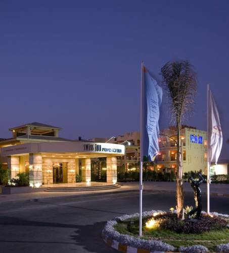 hotel Swiss Inn Pyramids Golf Resort