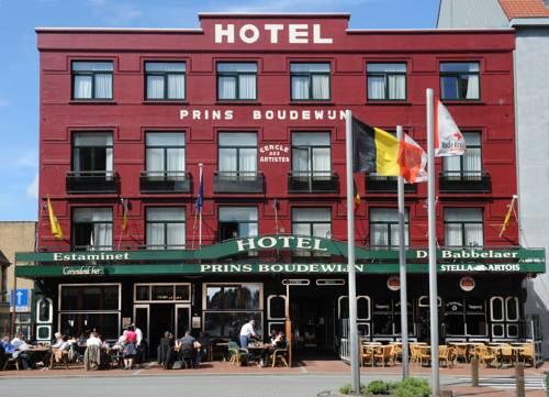 hotel Hotel Prins Boudewijn