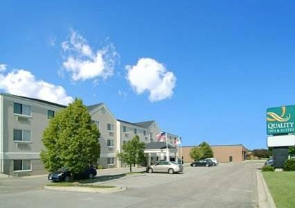hotel Quality Inn & Suites Mason City