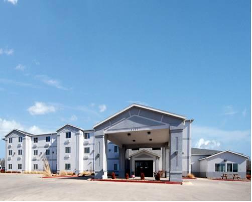 hotel Comfort Inn & Suites Ponca City