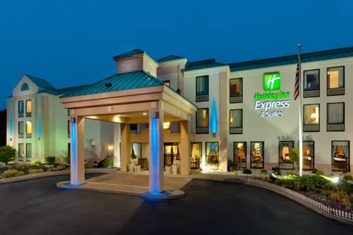 hotel Holiday Inn Express & Suites Allentown-Dorney Park Area