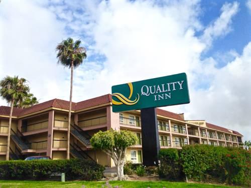 hotel Quality Inn Encinitas Near Legoland