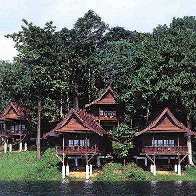 hotel Lake Kenyir Resort, Taman Negara