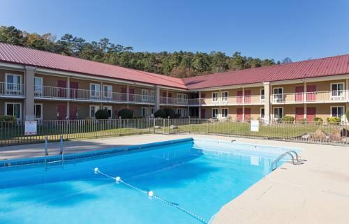 hotel Red Roof Inn Hot Springs