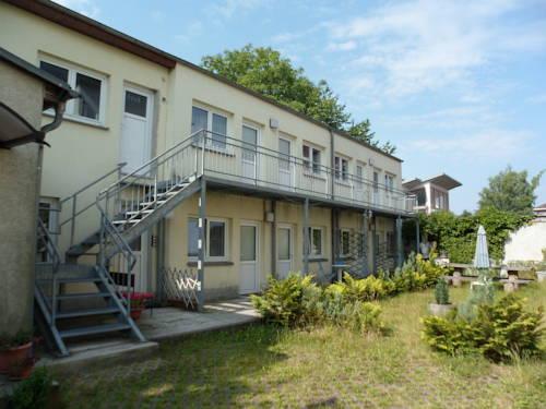 hotel Pension Am Steinkreuz