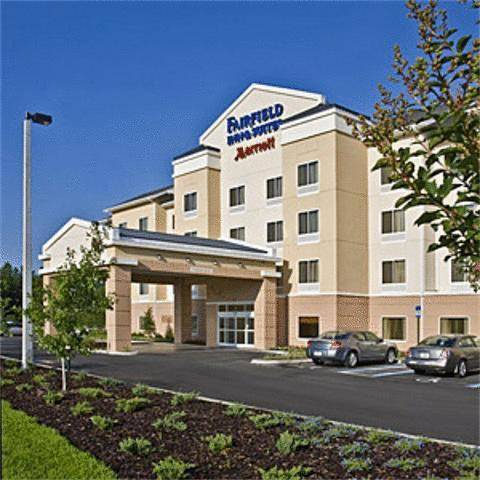 hotel Fairfield Inn and Suites by Marriott Tulsa Southeast/Crossroads Village