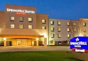 hotel SpringHill Suites Shreveport-Bossier City/Louisiana Downs
