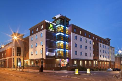 hotel Holiday Inn Express Stevenage
