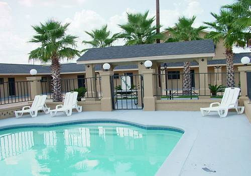 hotel Budget Inn Monroe
