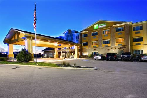 hotel Holiday Inn Express & Suites Boise West - Meridian