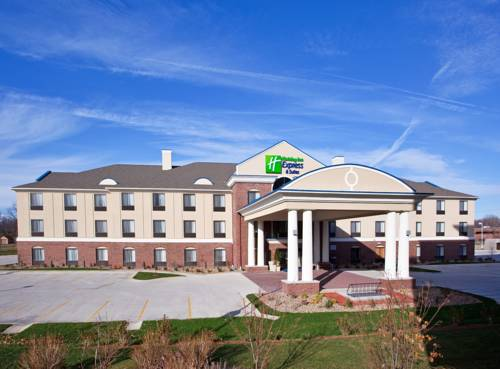 hotel Holiday Inn Express Hotel & Suites East Lansing