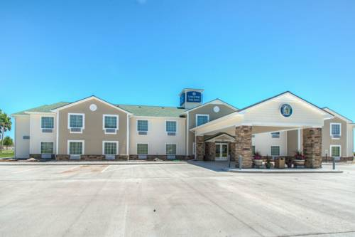 hotel Cobblestone Inn and Suites