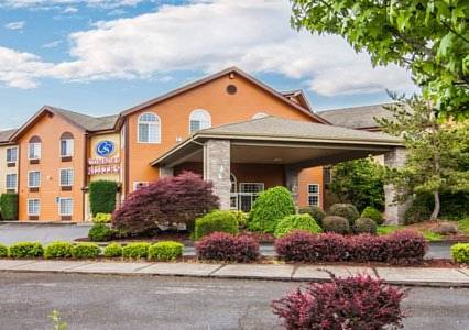 hotel Comfort Suites Corvallis