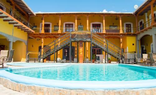 hotel Hotel Antigua Comayagua