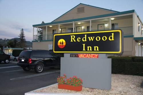 hotel Redwood Inn