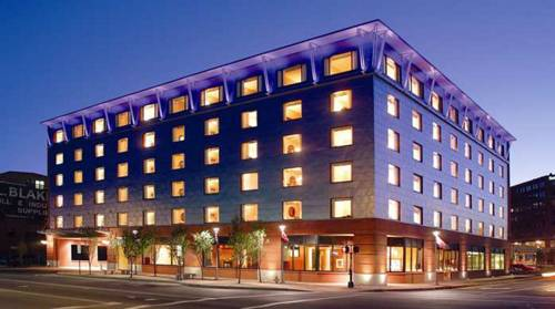 hotel Hilton Garden Inn Portland Downtown Waterfront
