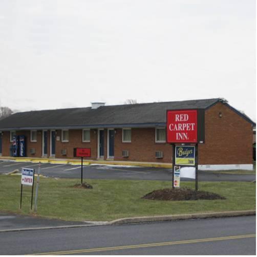 hotel Red Carpet Inn - Allentown
