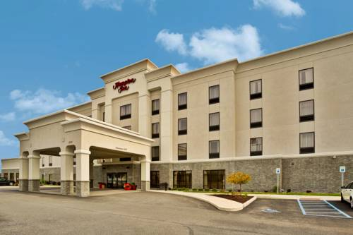 hotel Hampton Inn Ft Wayne