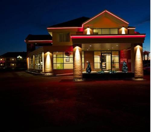 hotel Hotel-Motel Drummond