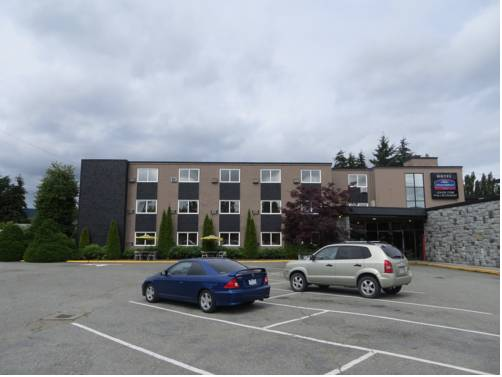 hotel Howard Johnson Hotel Port Alberni