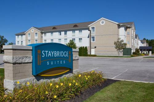 hotel Staybridge Suites Cleveland Mayfield Heights Beachwood