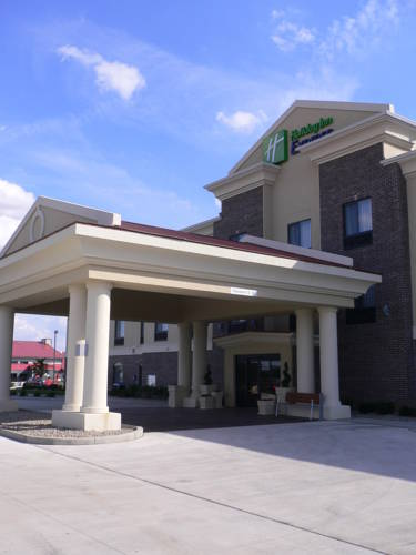 hotel Holiday Inn Express Hotel & Suites Shelbyville