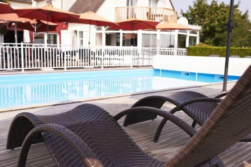 hotel Les Terrasses De Saumur & Spa