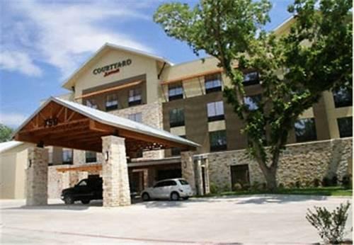 hotel Courtyard by Marriott New Braunfels River Village