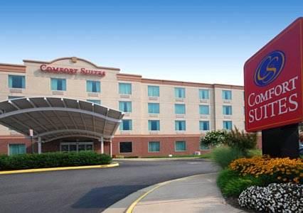 hotel Comfort Suites Manassas