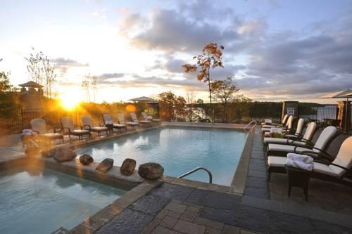 hotel JW Marriott The Rosseau Muskoka Resort