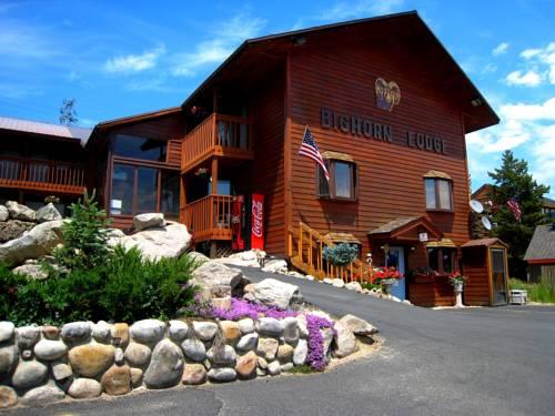 hotel Americas Best Value Inn - Bighorn Lodge