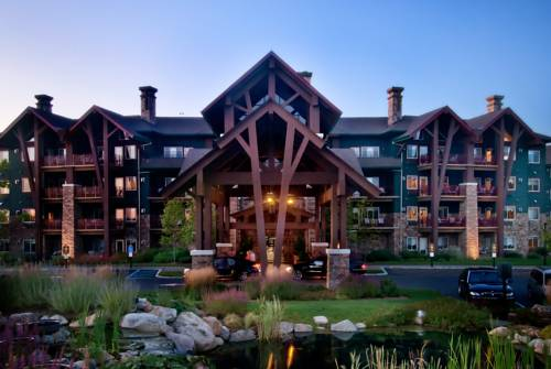 hotel Grand Cascades Lodge
