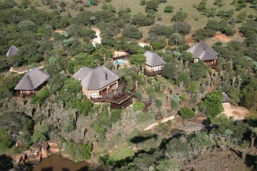 hotel Iwamanzi Game Lodge