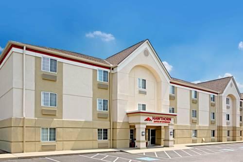 hotel Hawthorn Suites Cincinnati Blue Ash