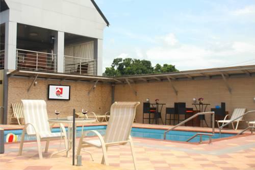 hotel Swiss Spirit Hotel & Suites Mardezok Asaba