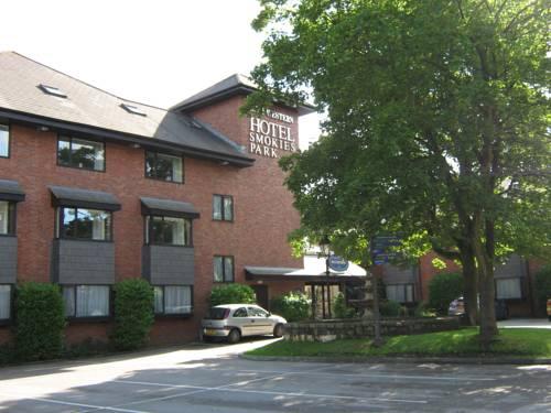 hotel Best Western Hotel Smokies Park