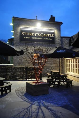 hotel Sturdys Castle